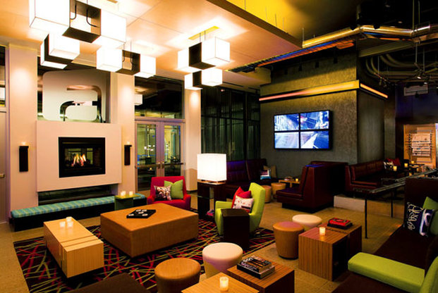 Aloft Nashville West End - Nashville, TN