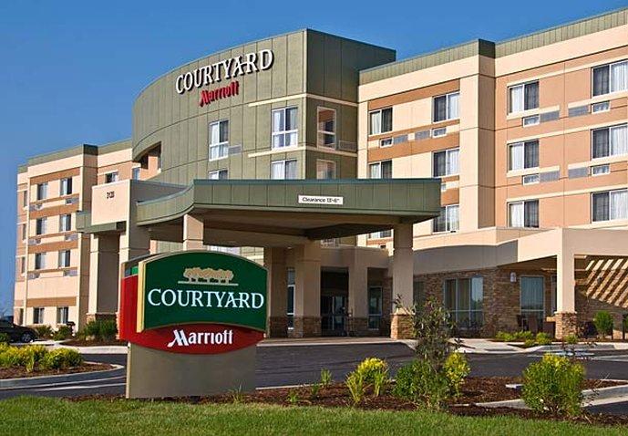 Courtyard Columbus New Albany