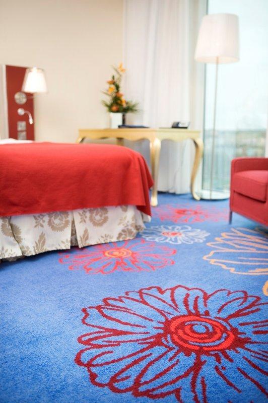 Radisson Blu Hotel, Bristol Kameraanzicht