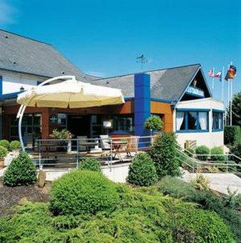 Inter-Hotel Alizea Le Mans