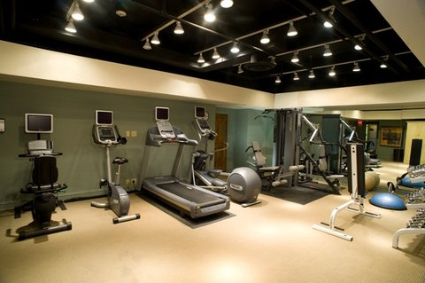 Vail's Mountain Haus - Fitness