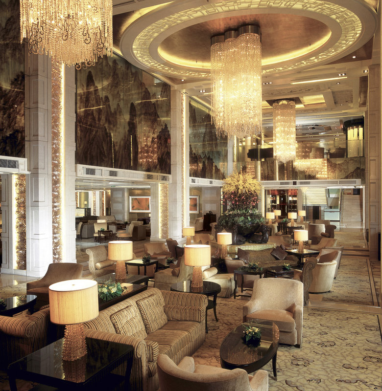 Shangri La Hotel Beijing Bar/Lounge
