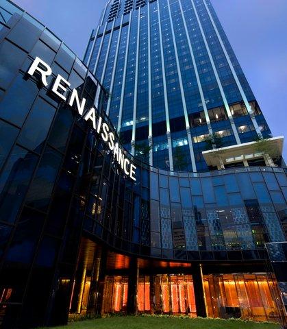 Renaissance Bangkok Ratchaprasong Hotel - Exterior