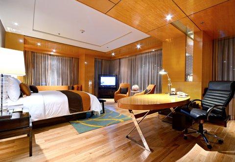 Renaissance Bangkok Ratchaprasong Hotel - Executive Suite
