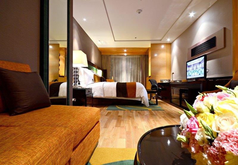 Renaissance Bangkok Ratchaprasong Zimmeransicht