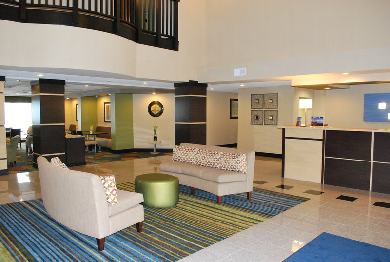 Holiday Inn Express BLOOMINGTON WEST - Bloomington, IL