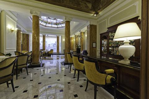 Grandhtl Majestic Gia Baglioni - Majestic Lounge Cafe