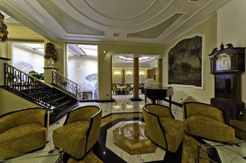 Grandhtl Majestic Gia Baglioni - Majestic Lounge