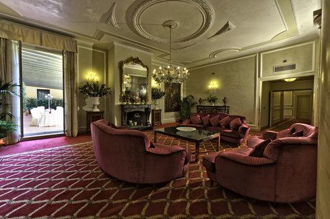 Grandhtl Majestic Gia Baglioni - Foyer 1st Level