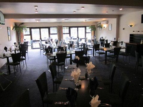 Allenby Park Hotel - Allenby Park Hotel Dining