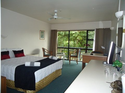 Allenby Park Hotel - Allenby Park Hotel BGuestroom