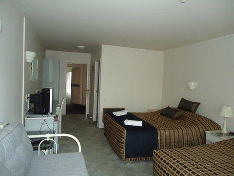 Allenby Park Hotel - Allenby Park Hotel AGuestroom