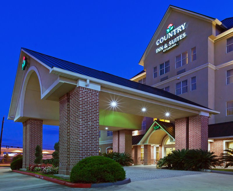 Country Inn & Suites By Carlson Humble TX 外景
