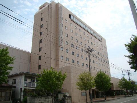 Aizuwakamatsu Washington Hotel - Exterior Building