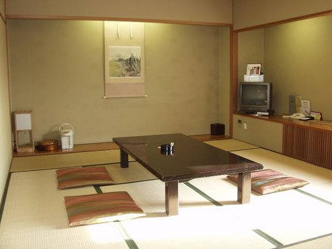Aizuwakamatsu Washington Hotel - Tatami Room