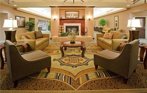 Homewood Suites by Hilton Minneapolis-StLouis Park at West - Hotel Lobby