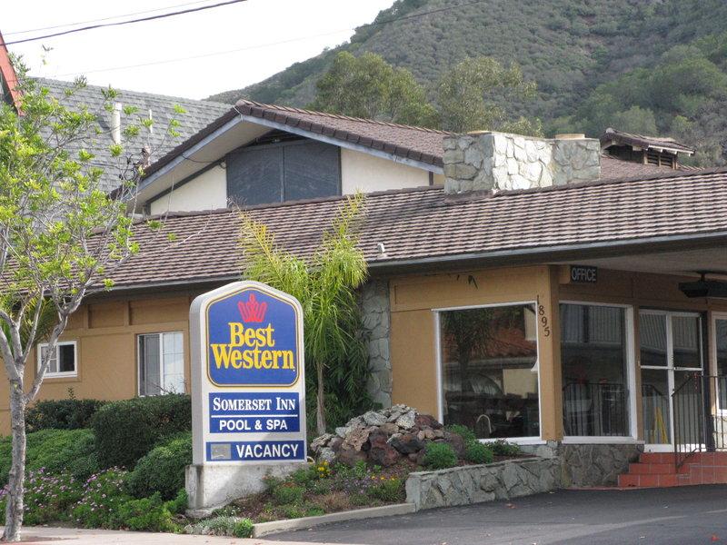 The Inn At San Luis Obispo - San Luis Obispo, CA