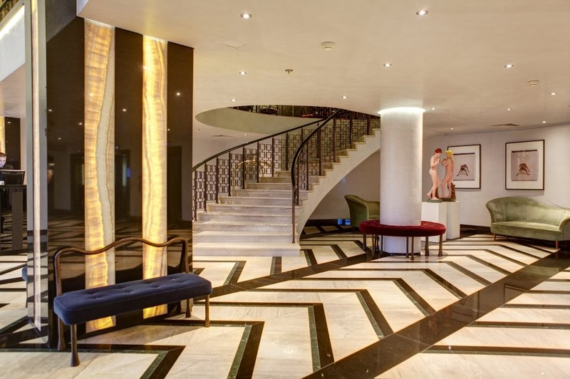 Radisson Blu Grand Hotel Sofia Lobby