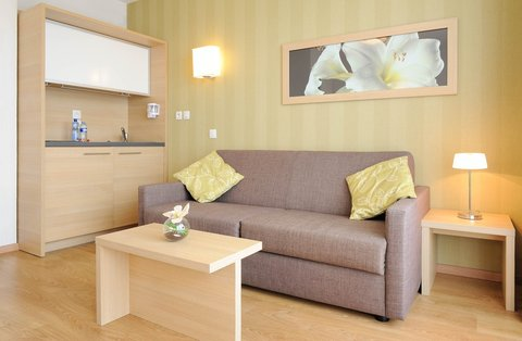 Residhome Gergovia Clermont - Guest-Room
