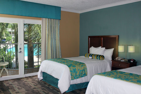BEST WESTERN Key Ambassador Resort Inn - Double Bed Room Pool View