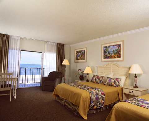 BEST WESTERN Key Ambassador Resort Inn - Two Queen Room Ocean View