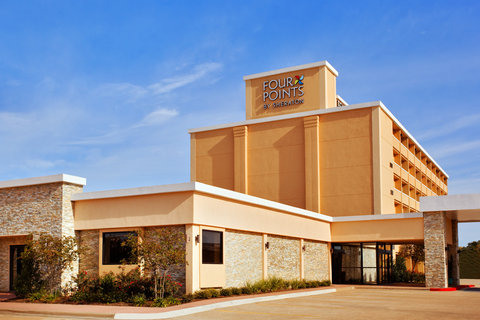 Four Points by Sheraton College Station - Exterior