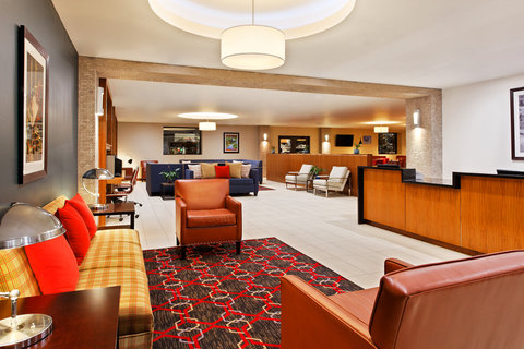 Four Points by Sheraton College Station - Lobby