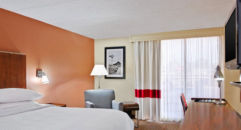 Four Points by Sheraton College Station - Guest Room