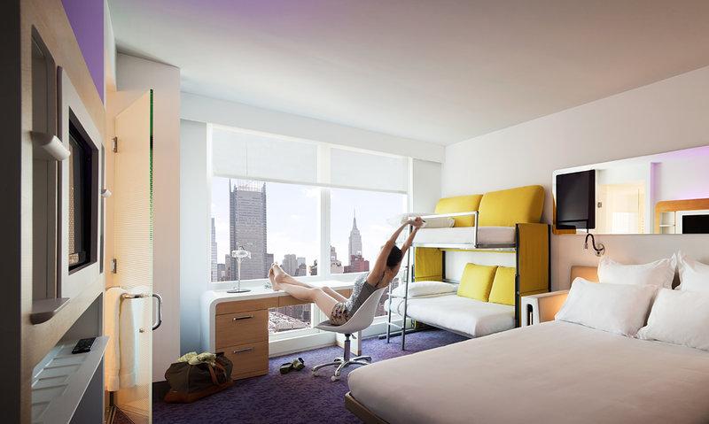 Yotel - New York, NY