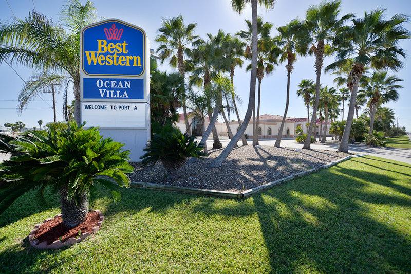 BEST WESTERN Ocean Villa - Port Aransas, TX