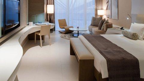 Yas Viceroy Abu Dhabi - Deluxe Room