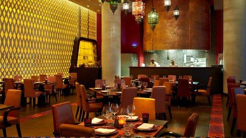 Yas Viceroy Abu Dhabi - Angar Restaurant