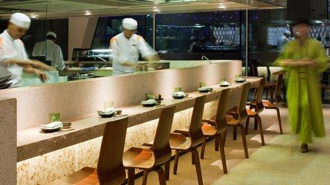 Yas Viceroy Abu Dhabi - Kazu Restaurant