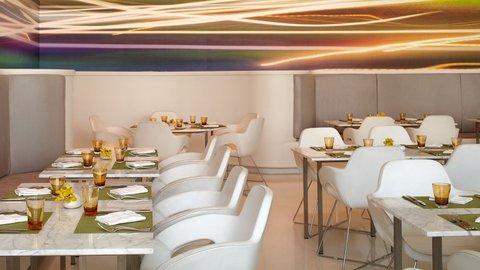 Yas Viceroy Abu Dhabi - Origins Restaurant