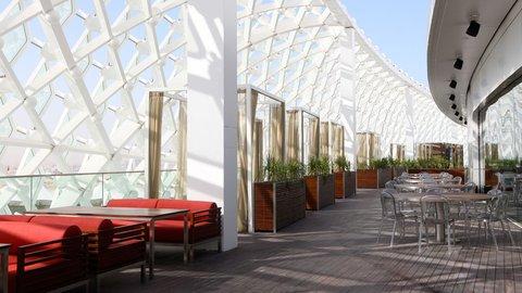 Yas Viceroy Abu Dhabi - Longitude Lounge