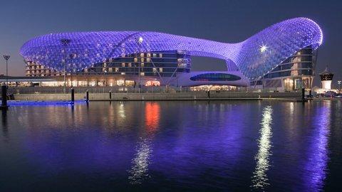 Yas Viceroy Abu Dhabi - Exterior