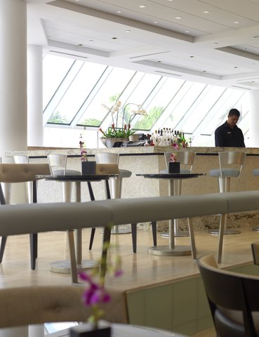 Hyatt Regency Pier Sixty-Six - Lounge Lobby Bar Day1 Shelby
