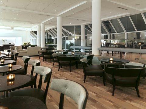 Hyatt Regency Pier Sixty-Six - Lounge Lobby Bar Night Shelby1107