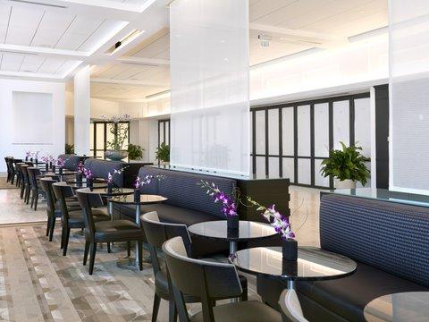 Hyatt Regency Pier Sixty-Six - Lounge From Lobby Day1 Shelby1107