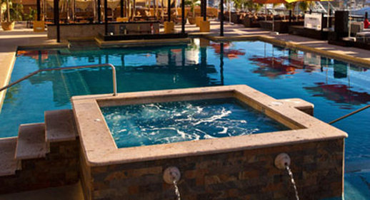 Wyndham Cabo San Lucas Resort View of pool