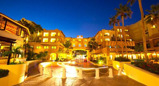 Wyndham Cabo San Lucas Resort Exterior view