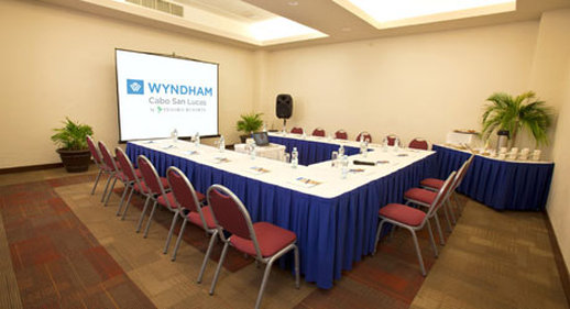 Wyndham Cabo San Lucas Resort Meeting room