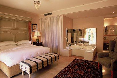 Villa Mangiacane - Deluxe Room