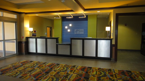 Holiday Inn Express & Suites GEORGE WEST - Most modern hotel in George West