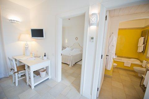 Borgobianco Resort & Spa - Junior Suite