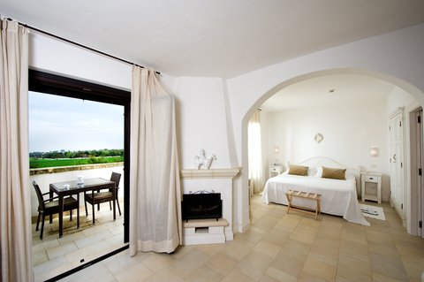 Borgobianco Resort & Spa - Suite Borgobianco