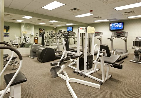 SpringHill Suites Chicago O'Hare - Fitness Center