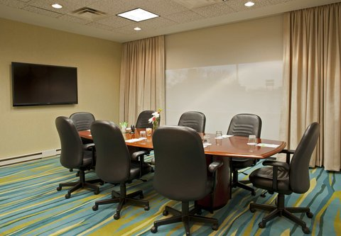 SpringHill Suites Chicago O'Hare - Douglas Boardroom