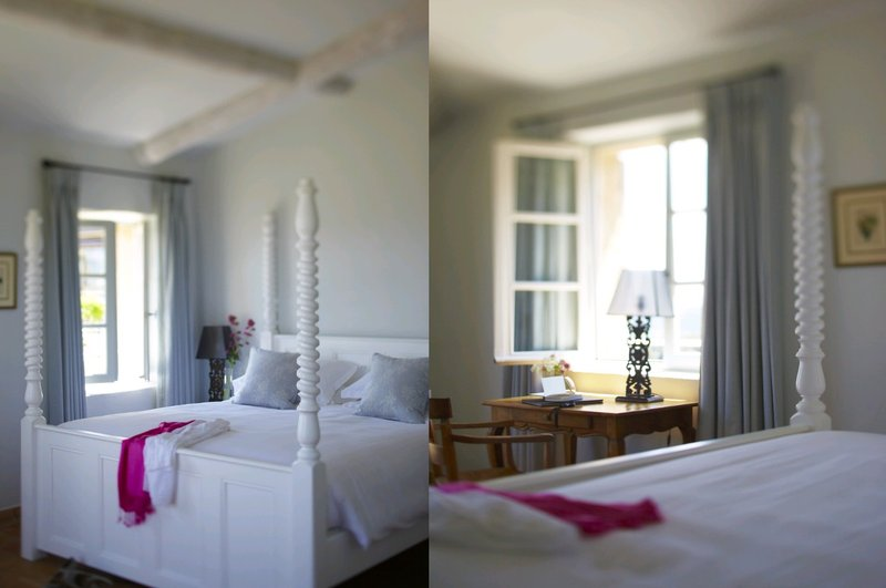Hotel Crillon le Brave Zimmeransicht