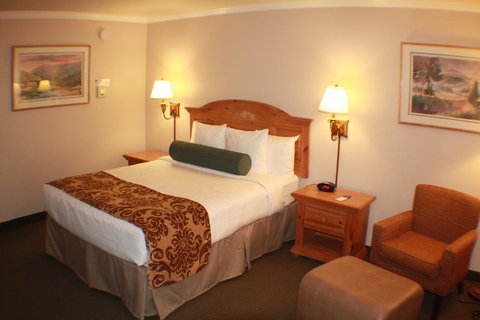 Best Western Plus Inn At The Vines - Queen Guest Room